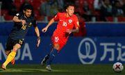 Чили — Австралия — 1:1. Видеообзор матча