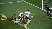 Германия — Камерун — 3:1. Видеообзор матча