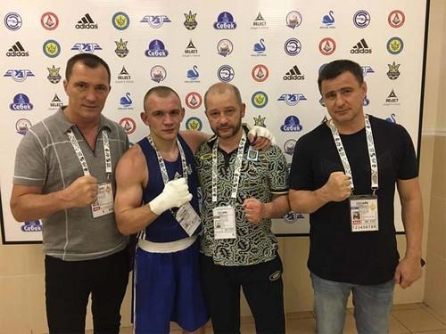 Чемпионат Европы по боксу. Барабанов остановился за шаг до финала