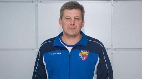 Олександр Кирилюк – головний тренер Черкаського Дніпра
