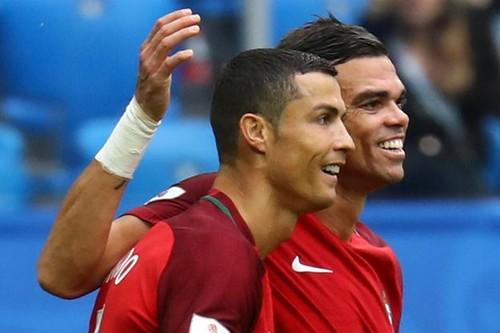 Новая Зеландия — Португалия — 0:4. Видеообзор матча