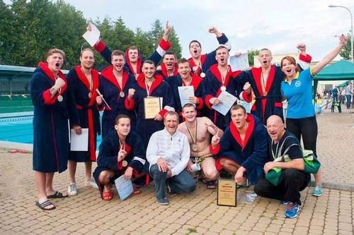 Ватерполісти збірної Харківської області – чемпіони України