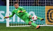 ВИДЕО ДНЯ. Немецкий вратарь отбил 2 пенальти, подсмотрев в шпаргалку