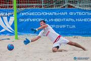 Чемпионат Киева по пляжному футболу: «ХИТ» лидирует в Высшей лиге
