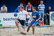 Чемпионат Киева по пляжному футболу: итоги отбора Первой лиги