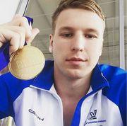 Андрей Говоров завоевал золото на Открытом чемпионате Франции