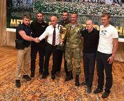 Ультрас Металлиста приехали в Волочиск и извинились перед Агробизнесом