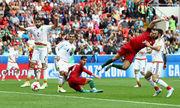 Кубок Конфедераций. Португалия в овертайме дожала Мексику и стала 3-й