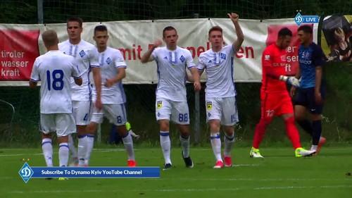 Динамо Киев — Ботошани — 1:1. Видеообзор матча