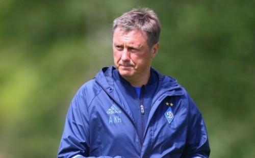 Александр ХАЦКЕВИЧ: «Гармаш приступает к работе в общей группе»