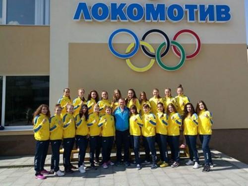 Жіноча збірна України розпочинає виступи на чемпіонаті Європи