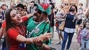 Кубок конфедераций в России посетили 628 тысяч зрителей