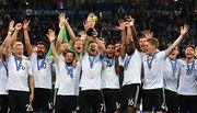 Как Германия Кубок Конфедераций выиграла