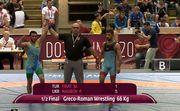 Парвиз Насибов стал чемпионом Европы с греко-римской борьбы