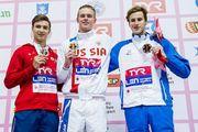 Коптєлов і Кесіль виграли бронзові медалі на ЧЄ з плавання
