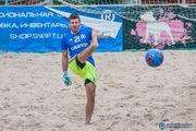 Состав сборной Украины по пляжному футболу на этап Евролиги в Назаре