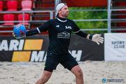 Пляжный футбол. Первая лига: итоги стартового тура