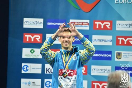 Ілля Кваша – найкращий спортсмен червня