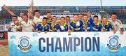 Сборная Украины по пляжному футболу начинает защиту своего титула