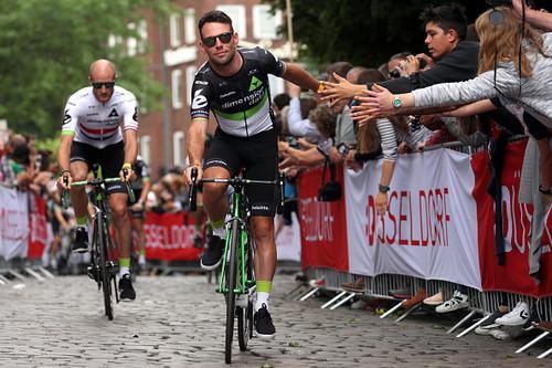 Кэвендиш получил травму и снялся с Тур де Франс