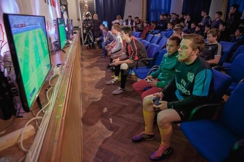 Киберфутбол официально стал видом спорта в России