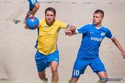 Чемпионат Киева по пляжному футболу: ХИТ лидирует, АРТУР МЬЮЗИК второй