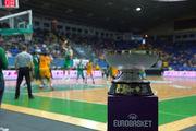 Рейтинг ФИБА: Украина 19-я среди 24-х команд