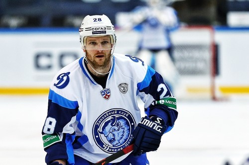 Александр МАТЕРУХИН: «Я не против играть за Беларусь»