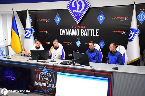 Футболисты Динамо попробовали повторить финал ЛЧ МЮ-Бавария 1999 года