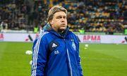 Михаил МИХАЙЛОВ: «Не могу сказать, кто будет основным вратарем Динамо»