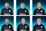 Черноморец объявил о подписании шести новых игроков