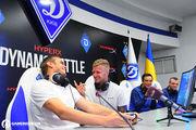 Поединок профессионалов: футболисты vs геймеры на HyperX Dynamo Battle
