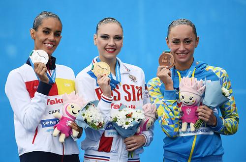 Анна Волошина выиграла бронзу чемпионата мира