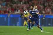 Жуниор МОРАЕС: «Не смогу играть еще 4 матча из-за дисквалификации»