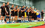 Мужская сборная Украины поднялась на 17-е место в рейтинге ЕКВ