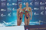 Волошина и Яхно выиграли бронзу на ЧМ по водным видам спорта