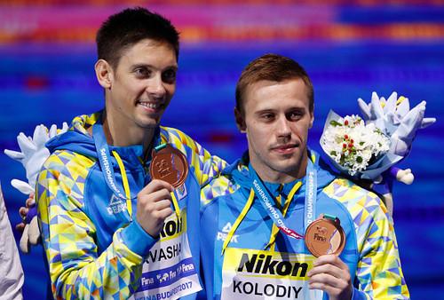 Илья КВАША: «Очень рад, что выиграли медаль в Будапеште»