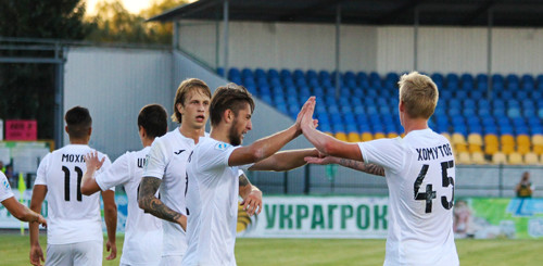 Александрия — Олимпик — 0:2. Видеообзор матча