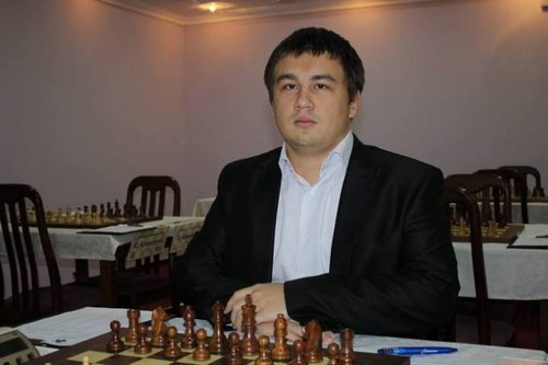 Ukrainian Chess. Юрий Кузубов
