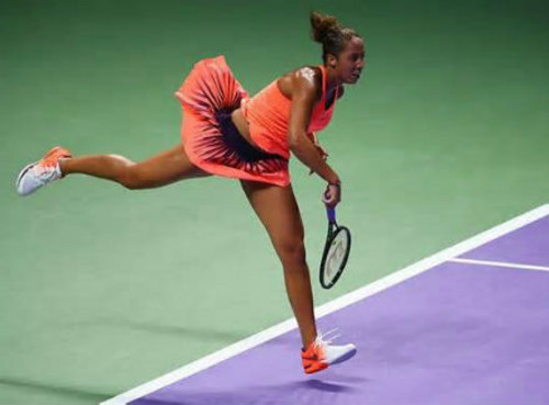 Итоговый турнир WTA. Мэдисон Киз обыграла Цибулкову во втором туре