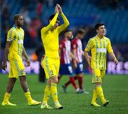 Астана прошла юрмальский Спартак в Лиге чемпионов