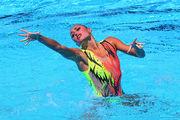 Волошина завоевала очередную медаль на ЧМ в Венгрии