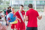 Видео-обзоры всех матчей 2 этапа ЧУ-2017 по пляжному футболу
