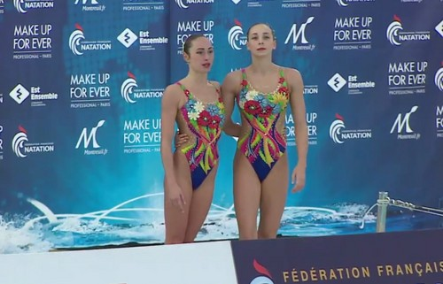 Волошина и Яхно заняли третье место в квалификации ЧМ в Будапеште