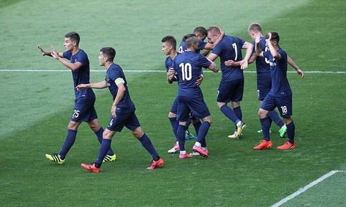 Вторая лига. Днепр-1 на выезде разгромил запорожский Металлург - 8:0