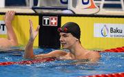 Хлопцов вышел в финал ЧМ в Венгрии с рекордом на юниорском уровне