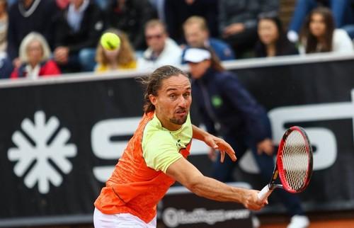 Рейтинг ATP. Долгополов поднялся на 22 позиции