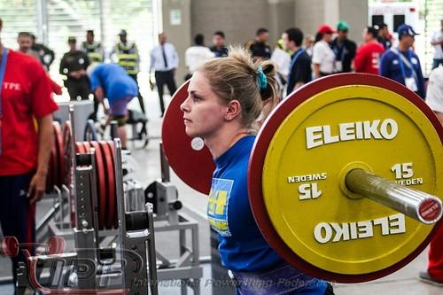 Соловьева выиграла золотую медаль на Всемирные играх в Польше