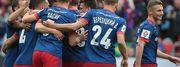 ЦСКА обыграл на выезде АЕК благодаря голам Дзагоева и Вернблума