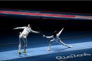 Украинки заняли 10 место в шпаге на чемпионате мира по фехтованию